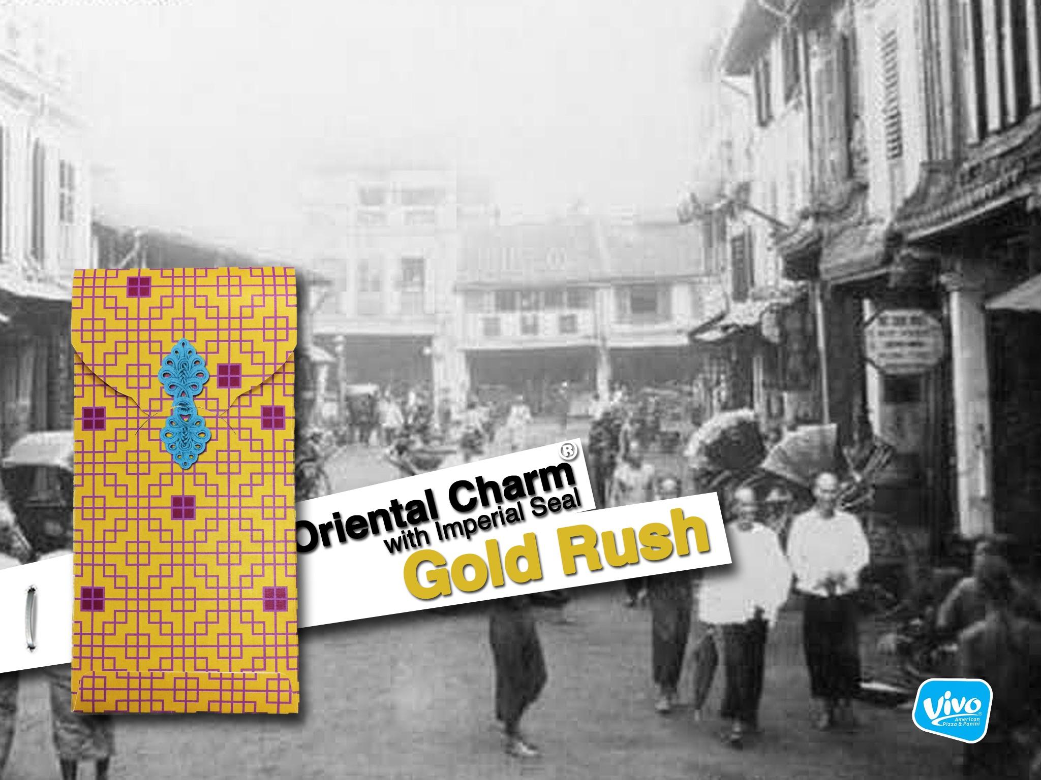 Oriental Charm Gold Rush