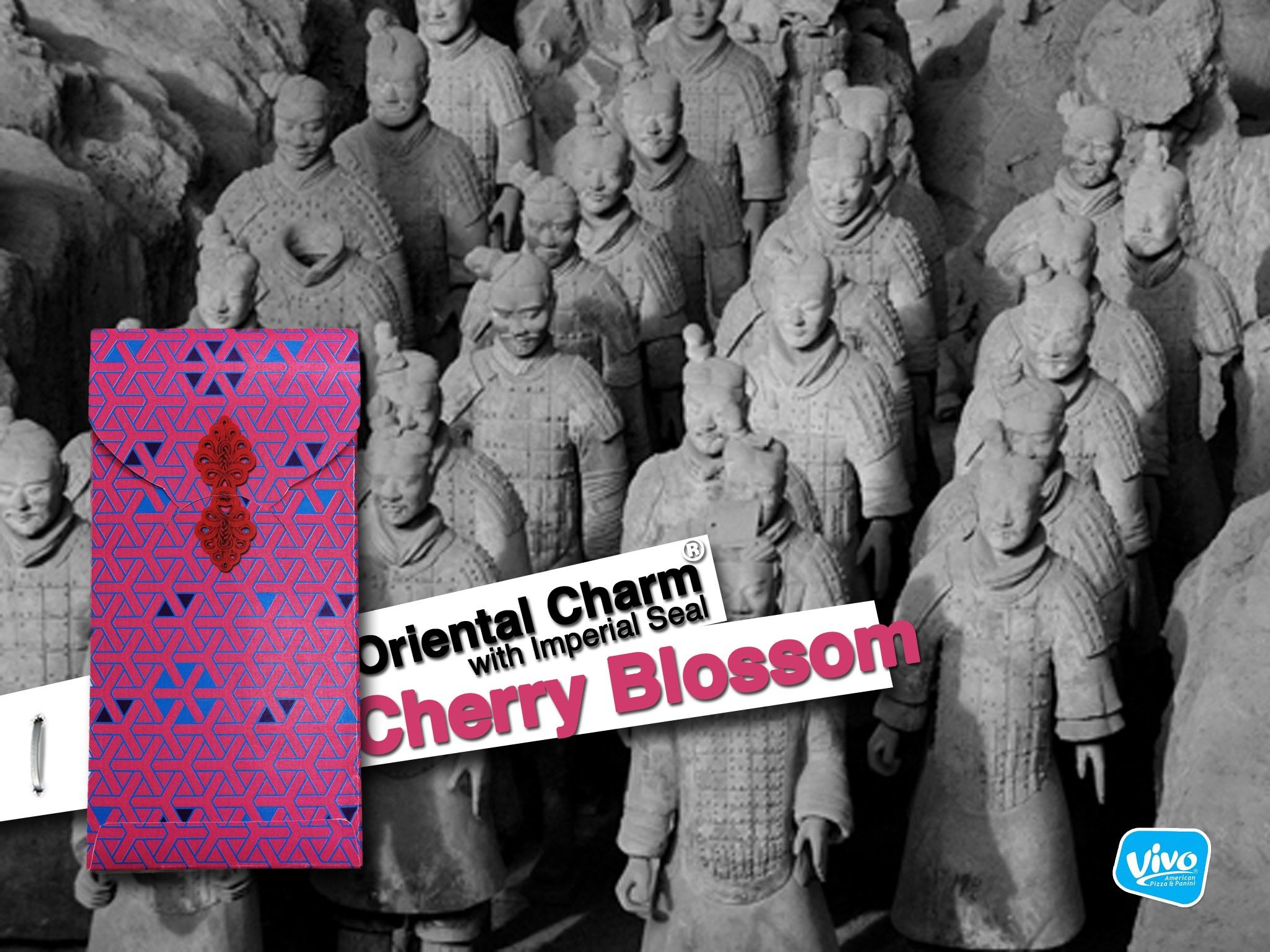 Oriental Charm Cherry Blossom