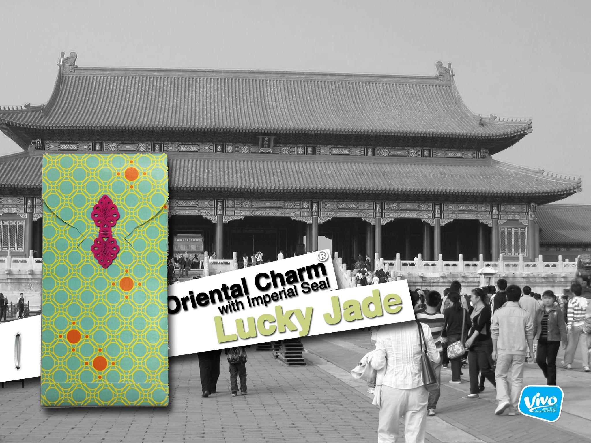Oriental Charm Lucky Jade