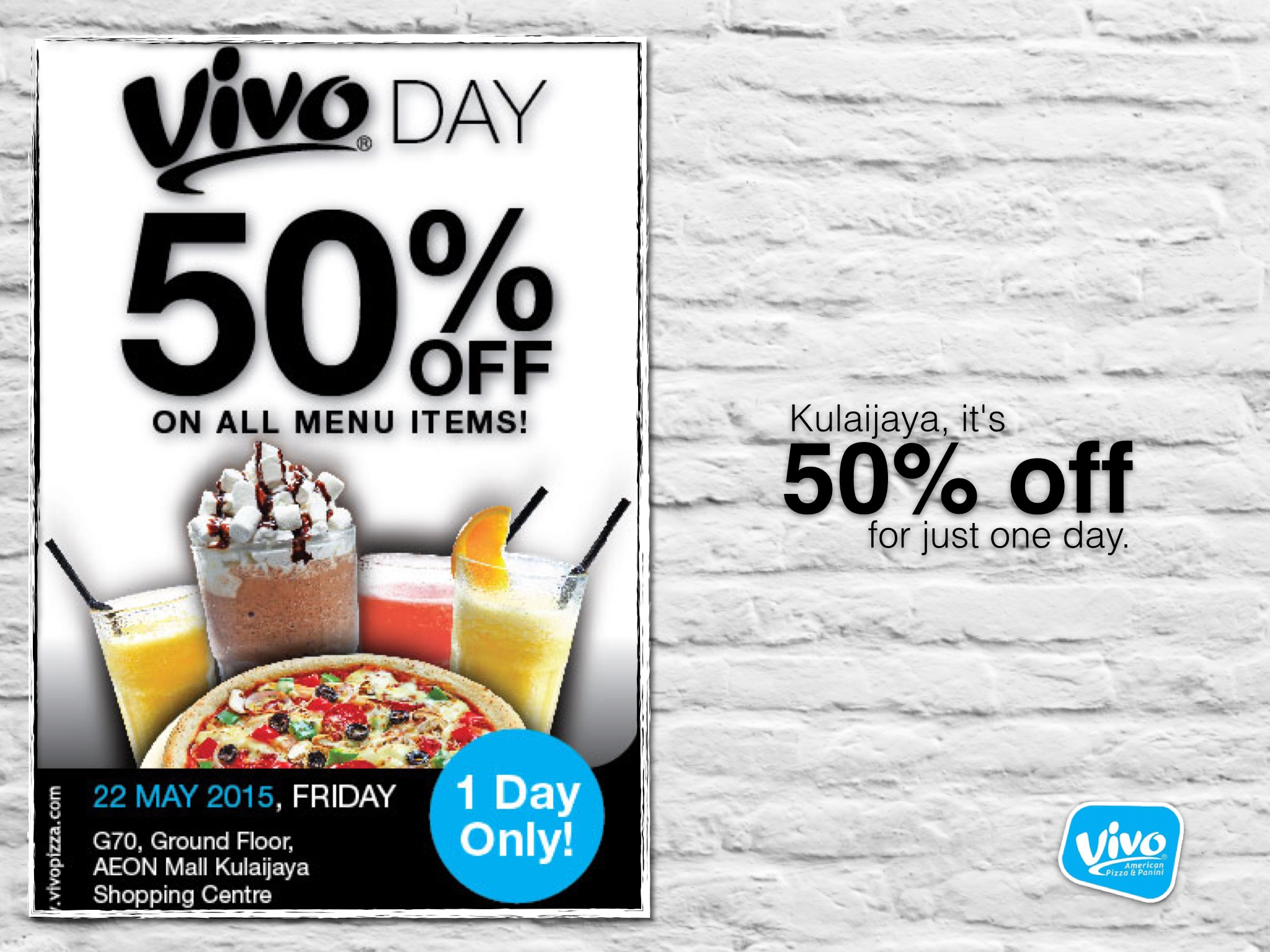 Vivo® Day Kulaijaya