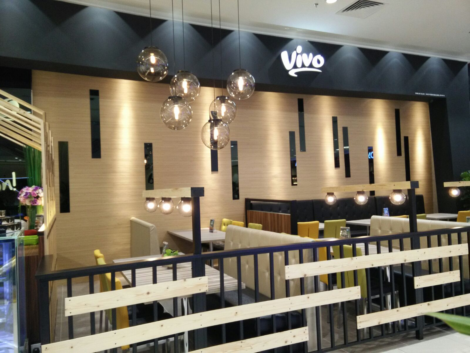 Vivo Pizza AEON Mall Ipoh Klebang