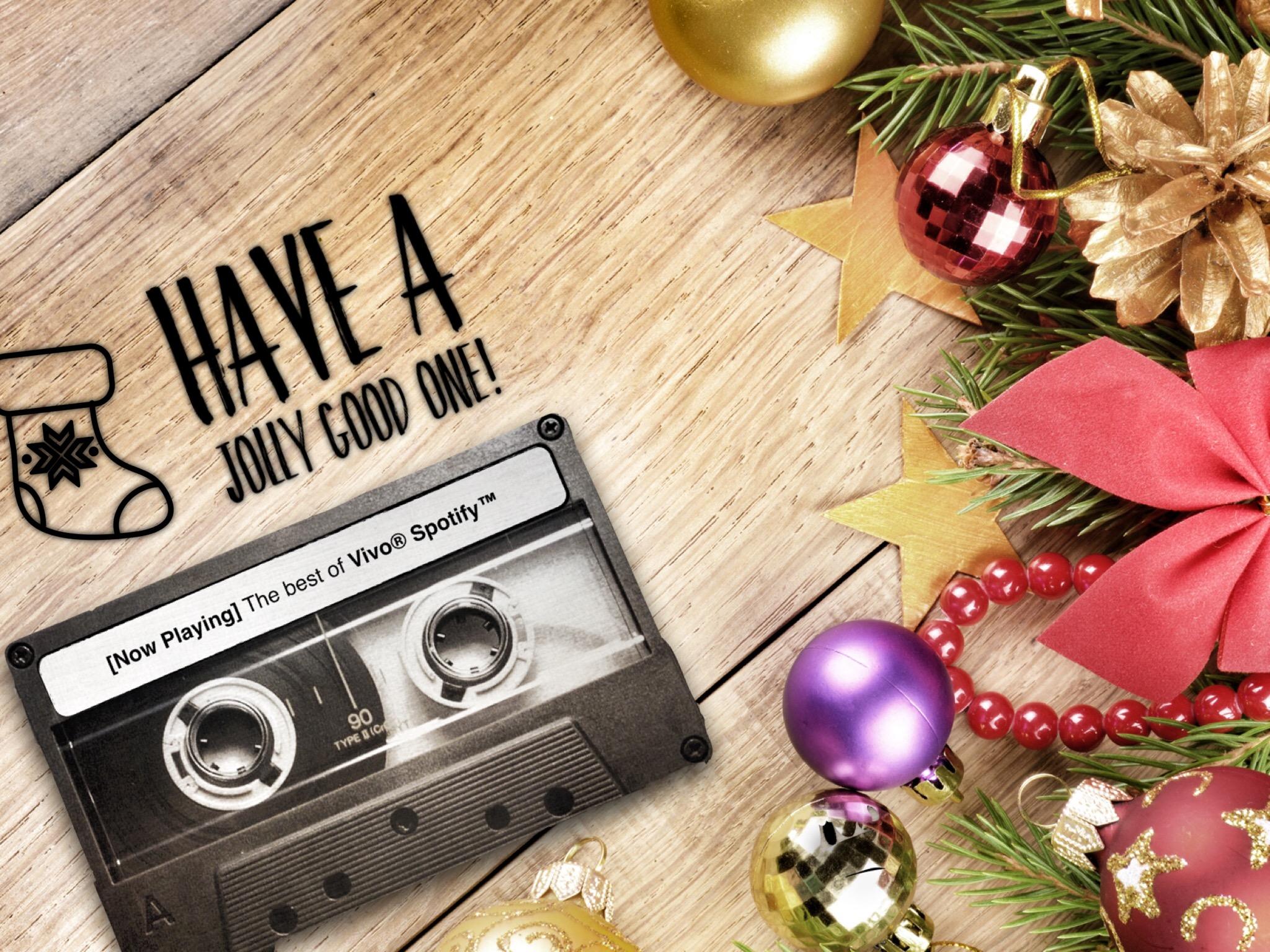 Vivo Spotify Christmas 2015